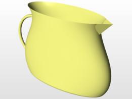 jug surface