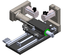 CNC Dresser Slide