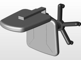 Office chair B 710
