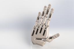 Animatronic Robotic Hand