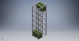 M2A1 Ammo Can Storage Rack 2