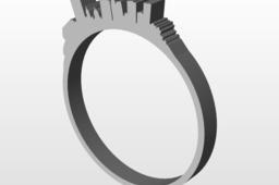 Skyline Self Defense Ring