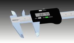 150mm digital Mitutoyo Caliper