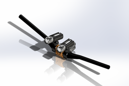 handlebar headlights-