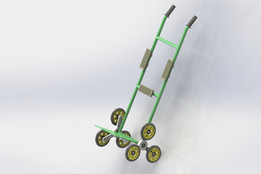 handcart - Recent models | 3D CAD Model Collection | GrabCAD