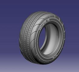 Catia 5V-19 Fantasy tyre