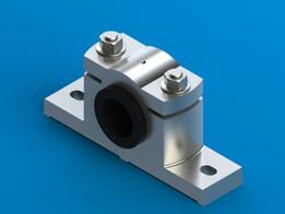 Plummer block, pedestal bearing