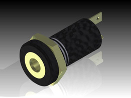 2.5mm Audio Socket - Pro Signal MJ-165H