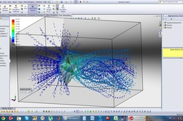 Tutorial how to do a flow simulation to a rotating propeller?