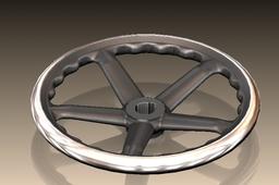 Handwheel D320