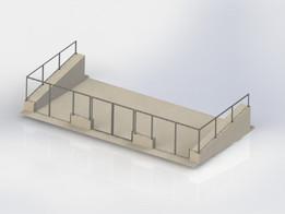 3D Guardrail