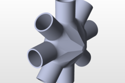 Multi Joint of Pipe