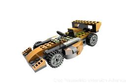 Lego sunset speeder