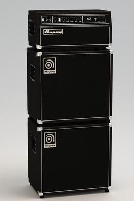 Ampeg SVT stack