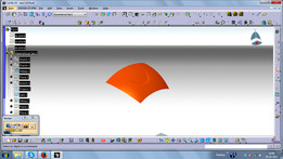 offset Surface in Catia