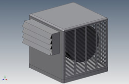 Simple Evaporation Cooler