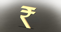 indian rupee logo