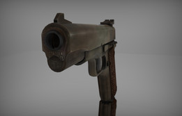 1944 M1911 Handgun (2014)