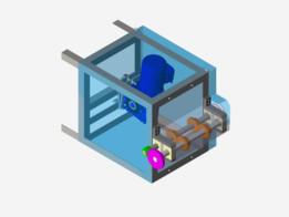 prensadora de bordes