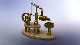 Stirling Engine 60