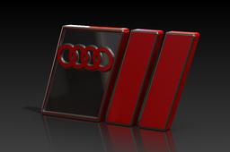 Audi S logo