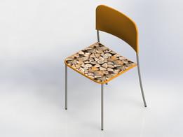 Chair, stoel Stuhl