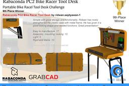 Rabaconda PC2 Bike Racer Tool Desk