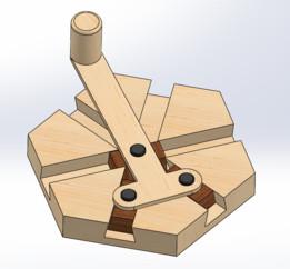 Useless Machine (trammel of archimedes)
