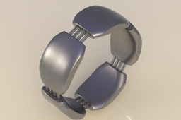 Titanium Wedding Ring Design # 001