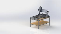 3 Axis CNC Machine 14090