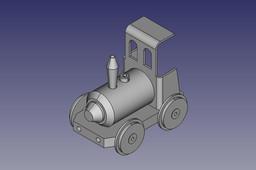 Locomotive (Steel)