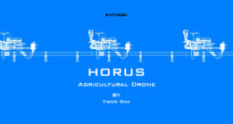 HORUS Agricultural Drone