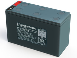 Panasonic VRLA Battery 12V / 7.2Ah LC-R127R2PG