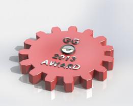 GG Award 2013 Model