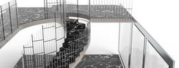 Oval Staircase Villa