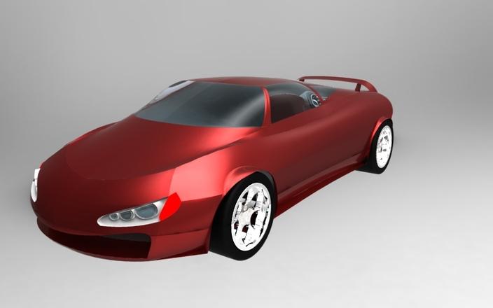 DACIA E3000 concept