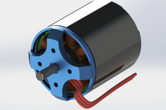 RC Brushless Motor