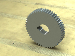 gear for lathe TV-16