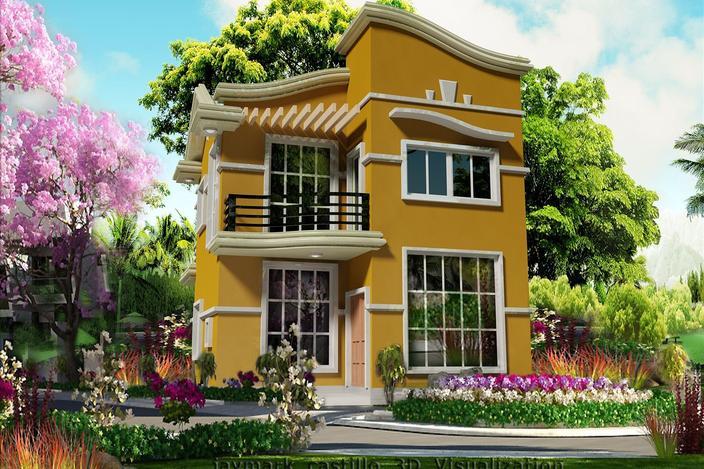 2-storey Residential Building