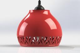 """Lamp """"Nordic"""""""