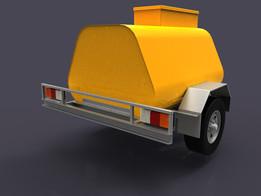 Trailer Tanker 1000 litre