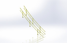 Stair -01 Handrails