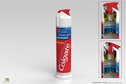 Toothpaste Pump