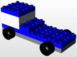LEGO KAMION