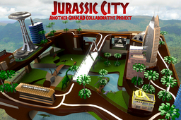 Jurassic City - Before CAD walked the Earth