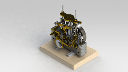 Bernays Steam Engine