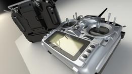 Taranis X9D Radio transmitter