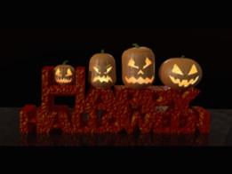 A2USA Halloween Pumpkins