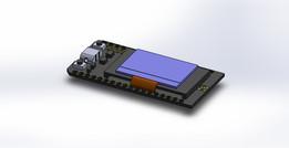 esp32 - Recent models | 3D CAD Model Collection | GrabCAD
