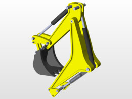 SOLIDWORKS, machines - Most downloaded models   3D CAD Model